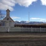 Reynistadir church