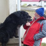033 Ian with Dog