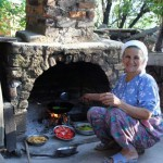 Traditional Turkish cookery