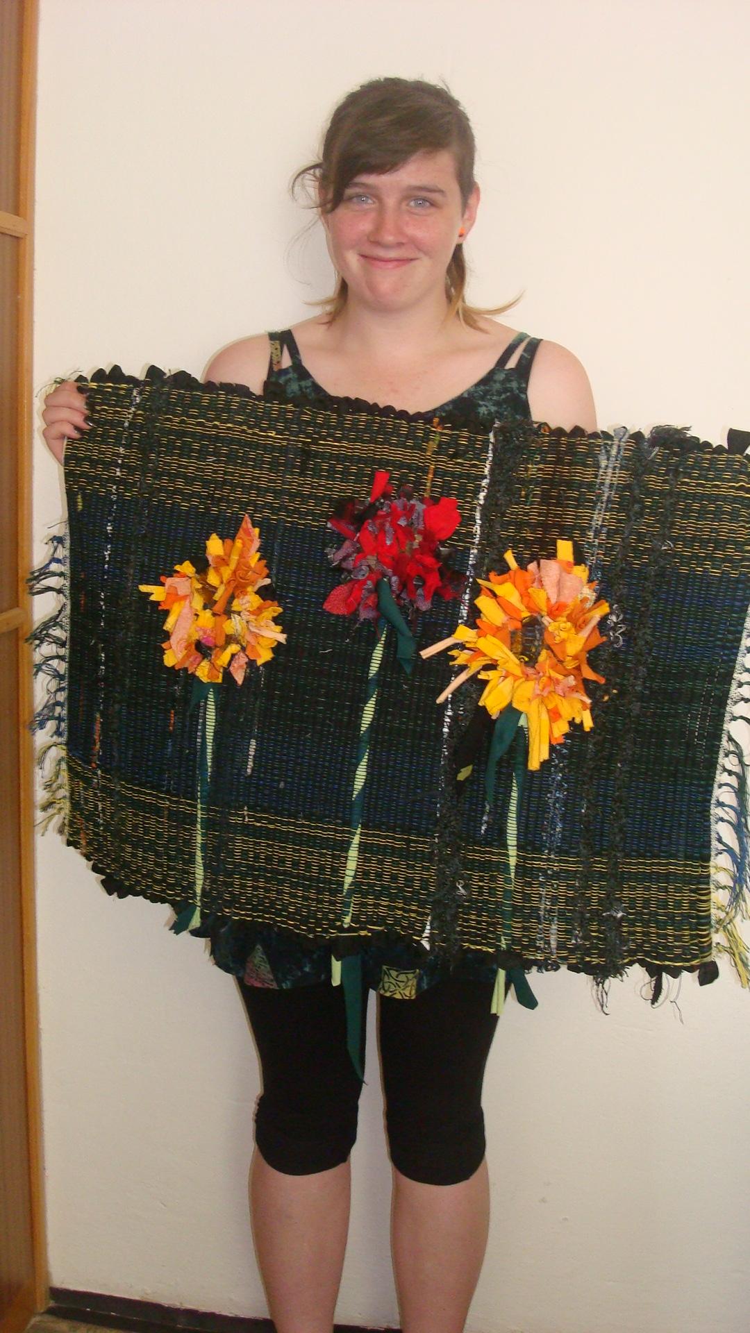 miro weaving - 2014